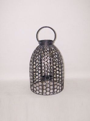 Picture of Metal Dome Candle Holder