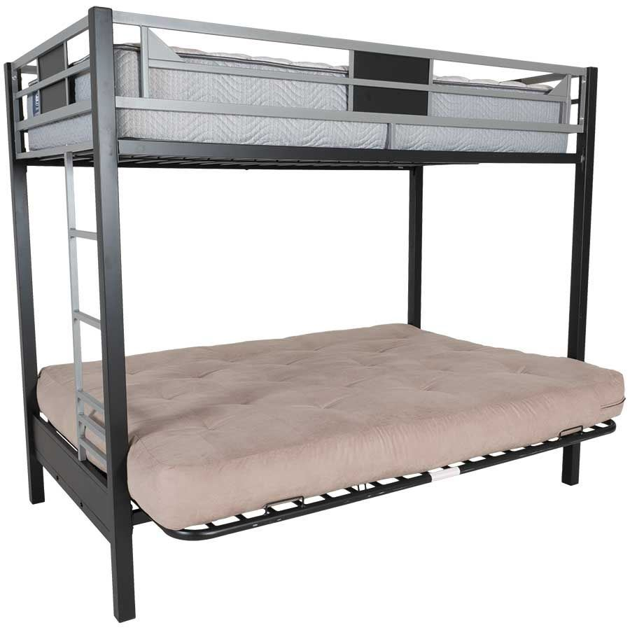 Picture of Twin Futon Bunk Bed