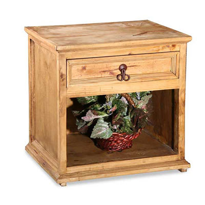 Picture of Hacienda Rustic Nightstand