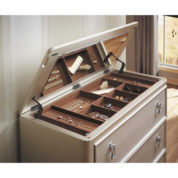 Picture of Diva Drawer Chest Lift Top