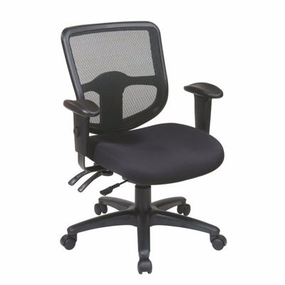 Picture of Black Ergonomic Office Chair 98344-30 *D