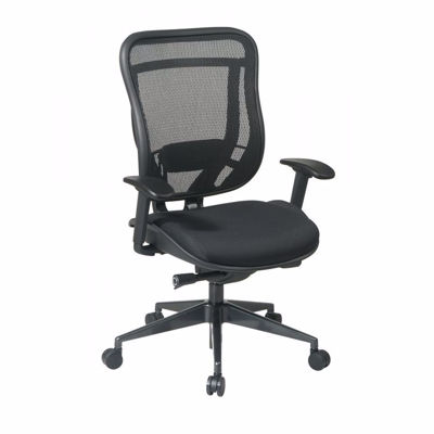 Picture of Black Mesh Office Chair 818-31G9C18P *D