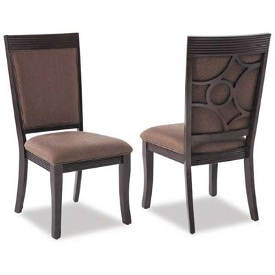 Picture of Retro Walnut Side Chair