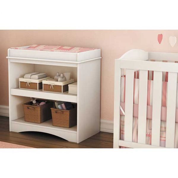 Picture of Peek-a-boo Changing Table *D