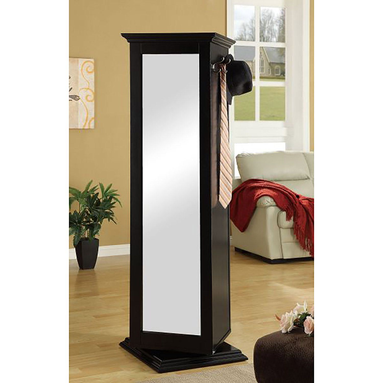 Picture of Swivel Cabinet, Black *D