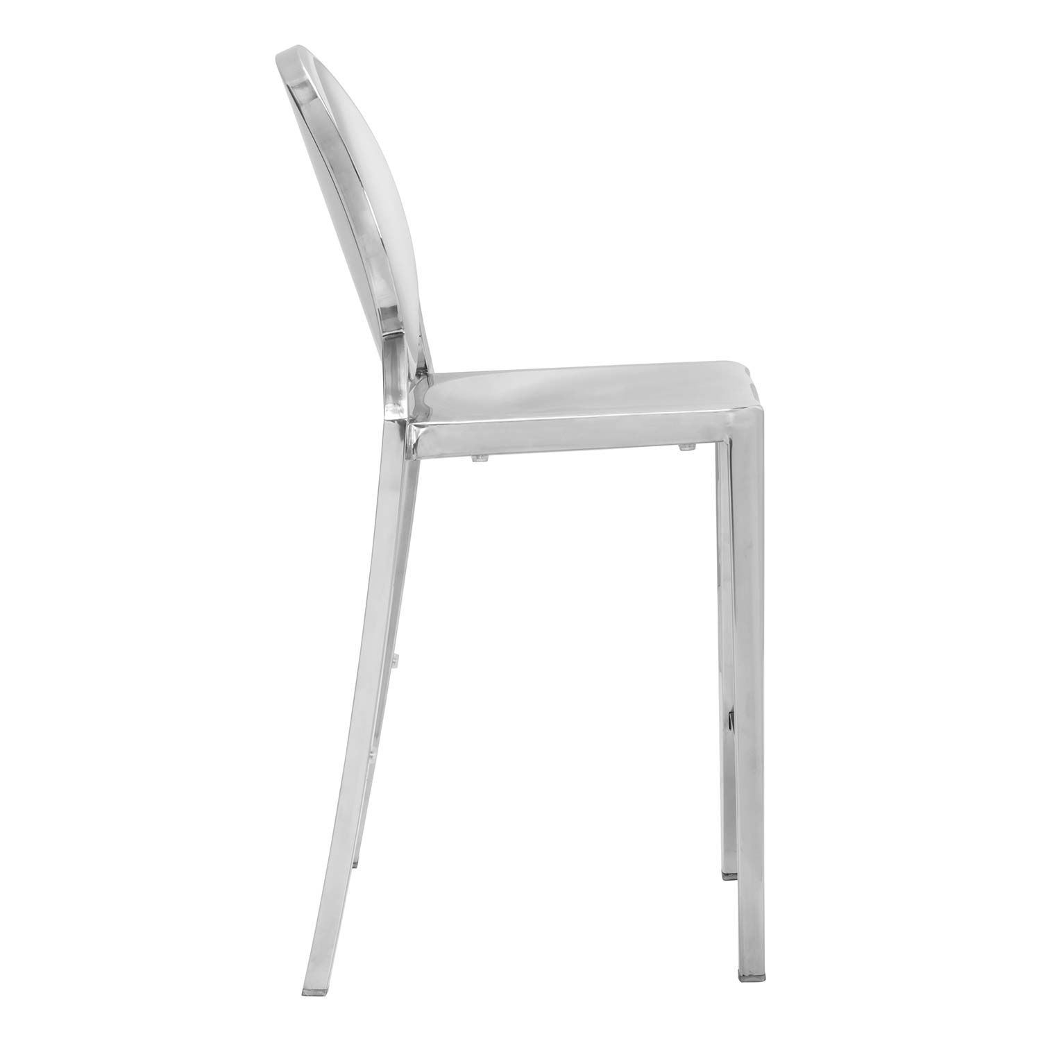 Picture of Eclispe Counter Chair, Stainless, Set of 2 *D