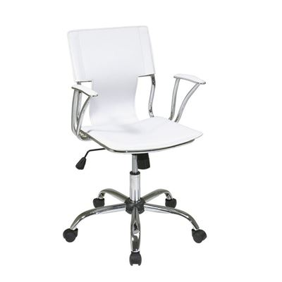 Picture of Dorado Wht Office Chair *D