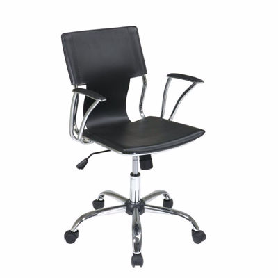 Picture of Dorado Black Office Chair *D