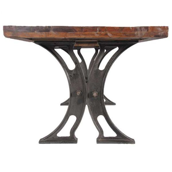 Picture of Vintage Industrial Reclaimed Dining Table