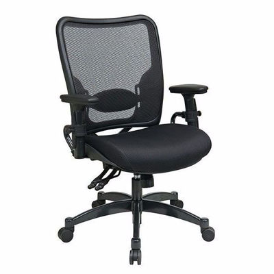 Picture of Black AirGrid Office Chair 6806 *D