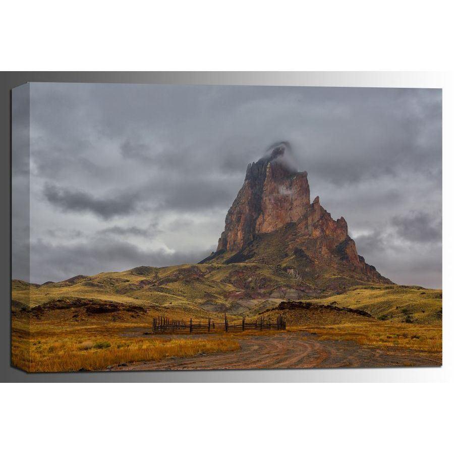 Picture of Rainy Agathla Peak 32x48 *D