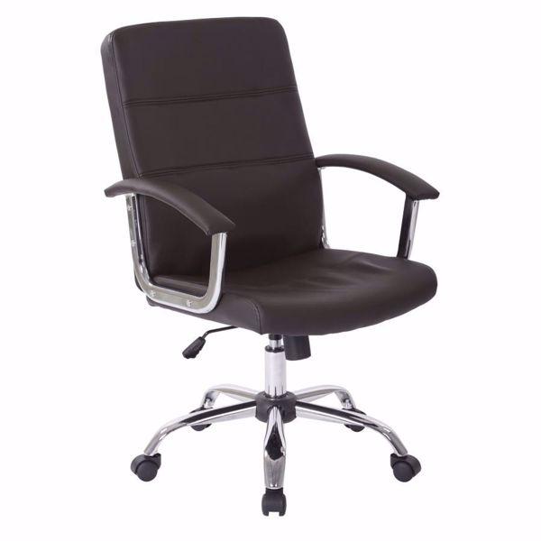 Malta Espresso Office Chair *D