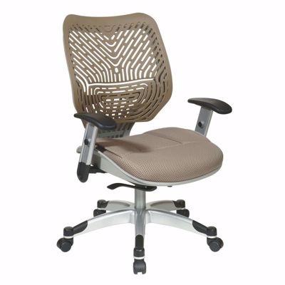 Picture of Latte Spaceflex Office Chair *D