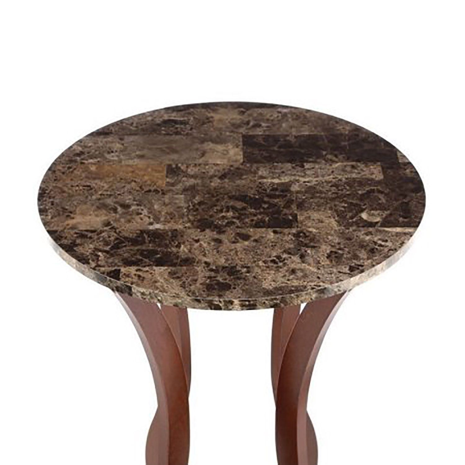 Picture of Chocolate Accent Table *D