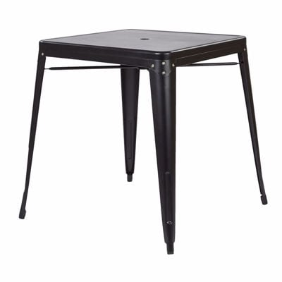 Picture of Bristow Metal Dining Table *D