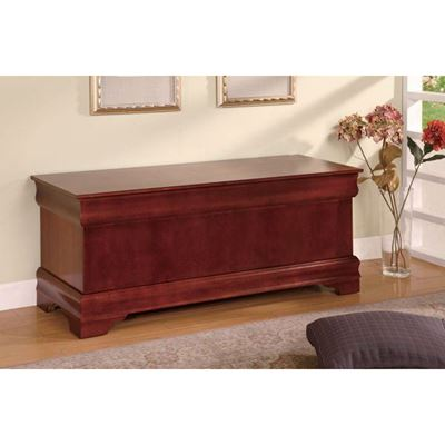 Picture of Cedar Chest, Warm Brown *D