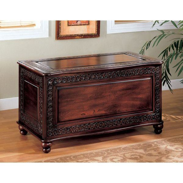 Picture of Cedar Chest, Deep Tobacco *D
