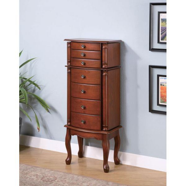 Picture of Jewelry Armoire, Wbrown *D