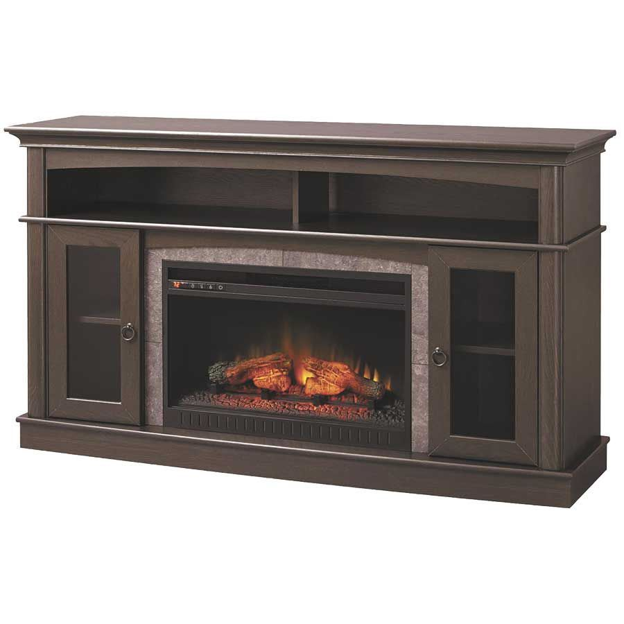 "Picture of Reinhart 59"" Fireplace Media Console"