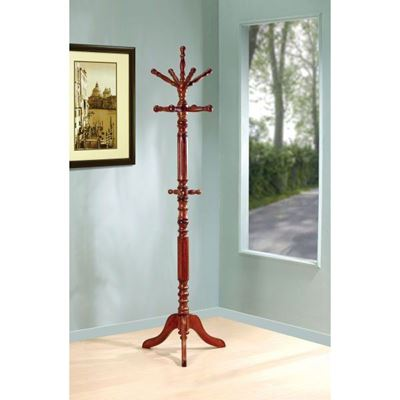 Picture of Coat Rack, Tobacco *D