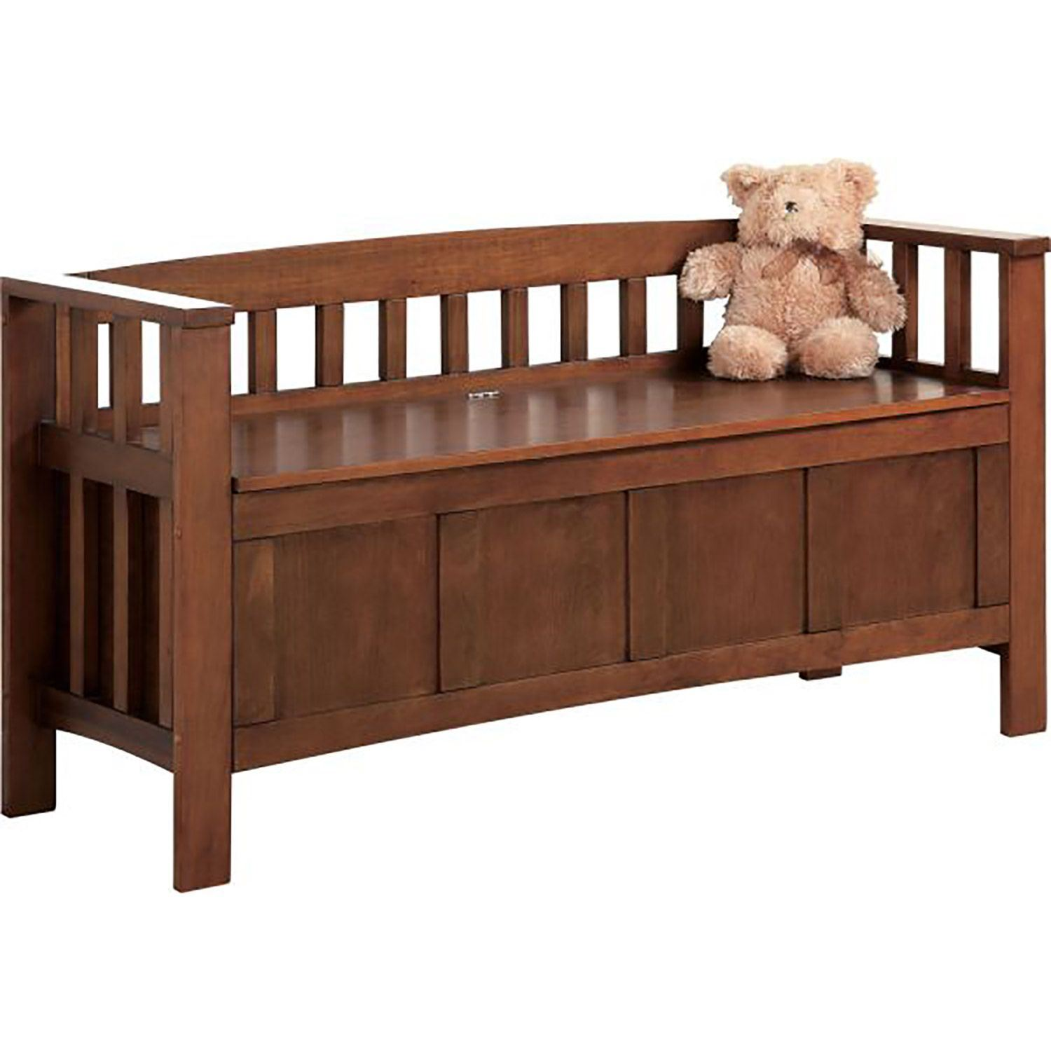 Picture of Storage Bench, Brown *D