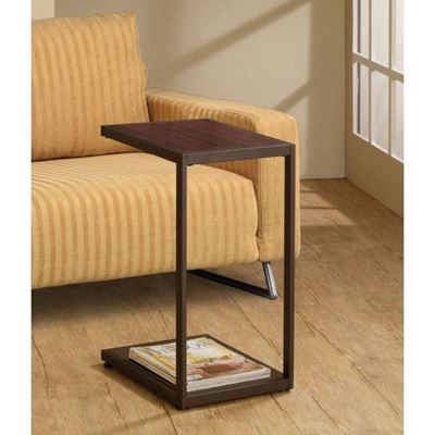 Picture of Snack Table, Dark Brown *D