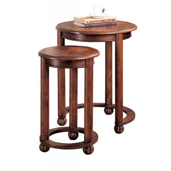 Picture of Nesting Tables, Warm Amber *D