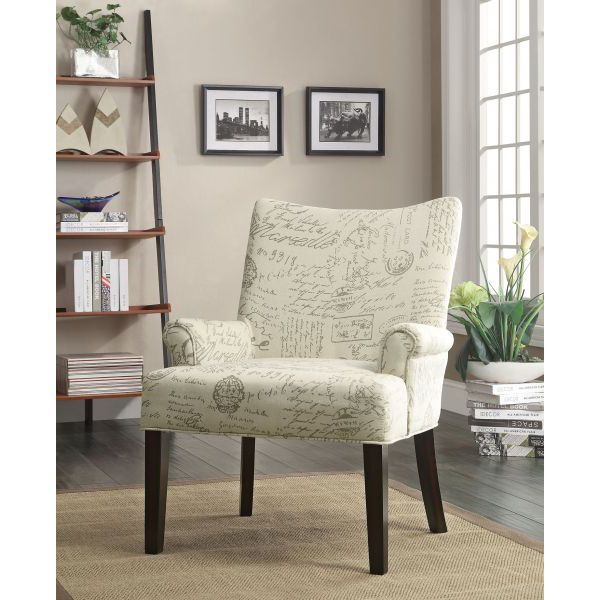 Picture of Accent Chair, Off White *D
