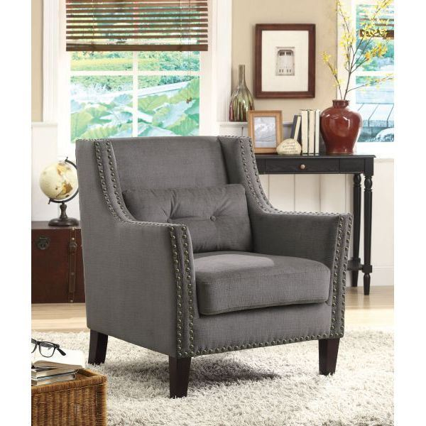 Picture of Accent Chair, Grey *D