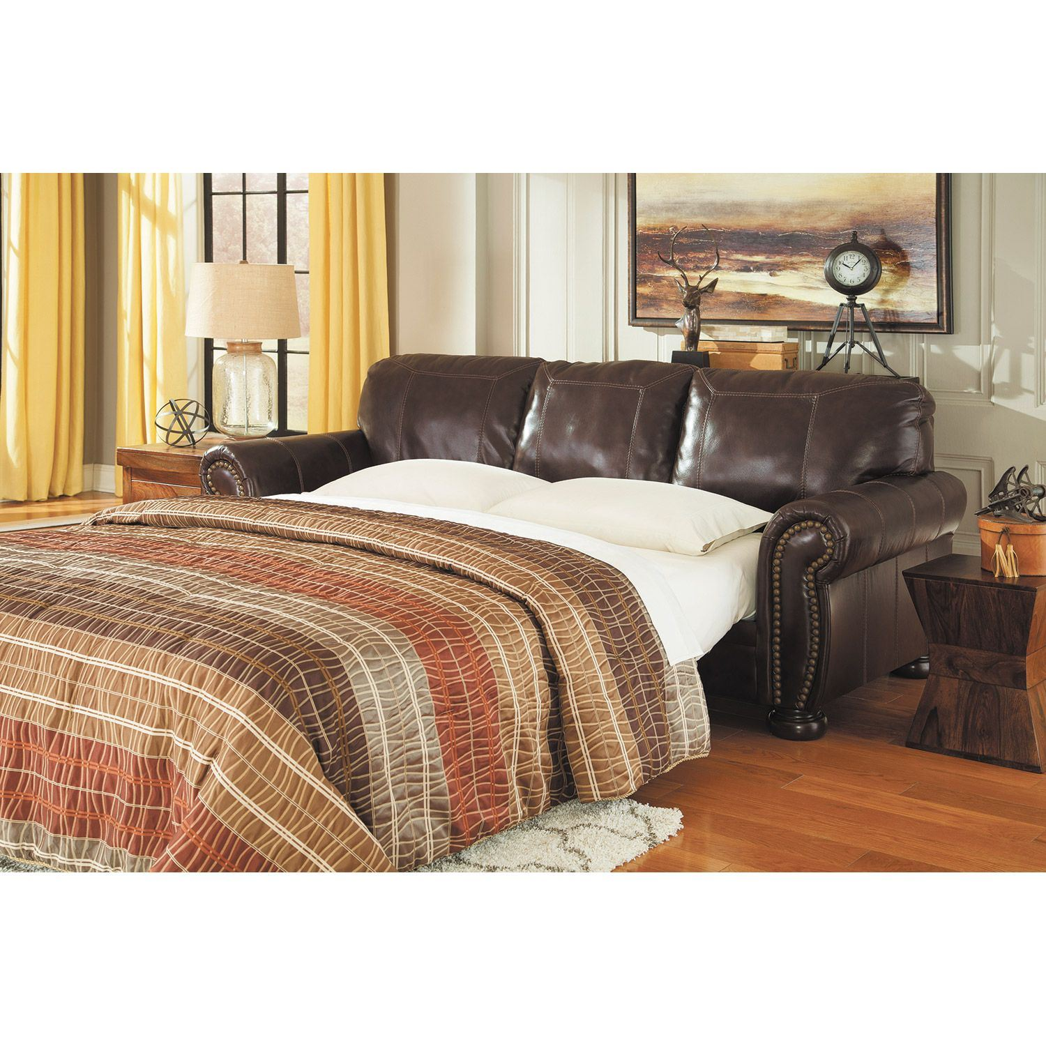 Picture of Banner Leather Queen Sleeper