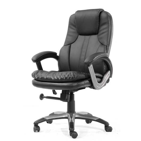 Picture of Mid-Back Leather Look Executive Chair