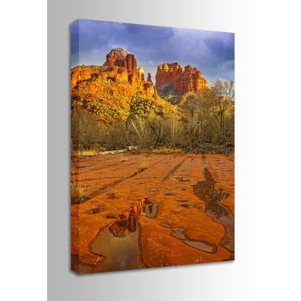 Picture of Cathedral Rocks Sedona AZ 32x48 *D