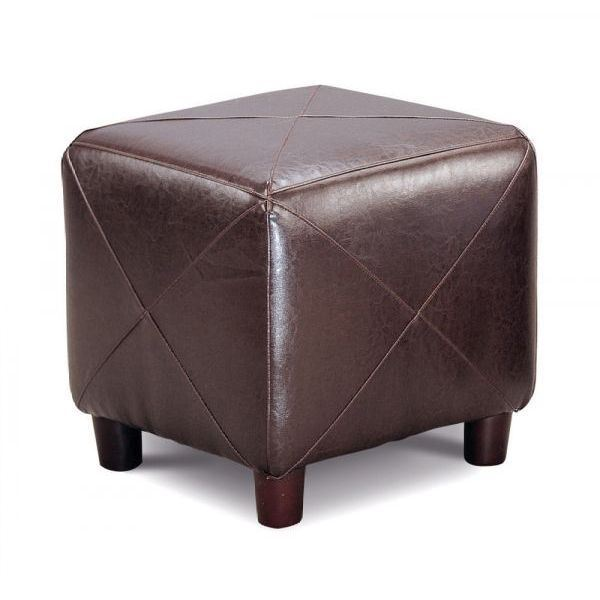 Picture of Dark Brown Ottoman *D
