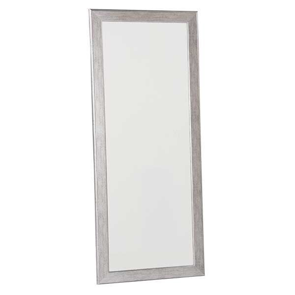 Picture of Salerno Silver Leaner Mirror 30x72