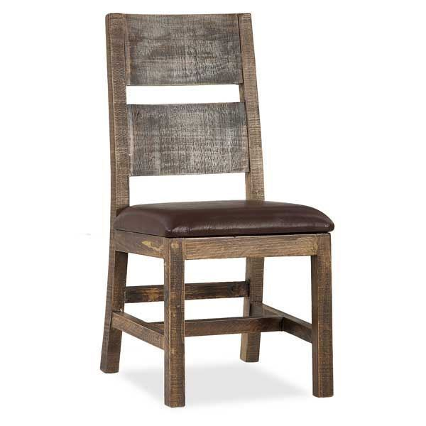 Antique Dining Chairs >> Antique Multicolor Chair 967rch Afw Com