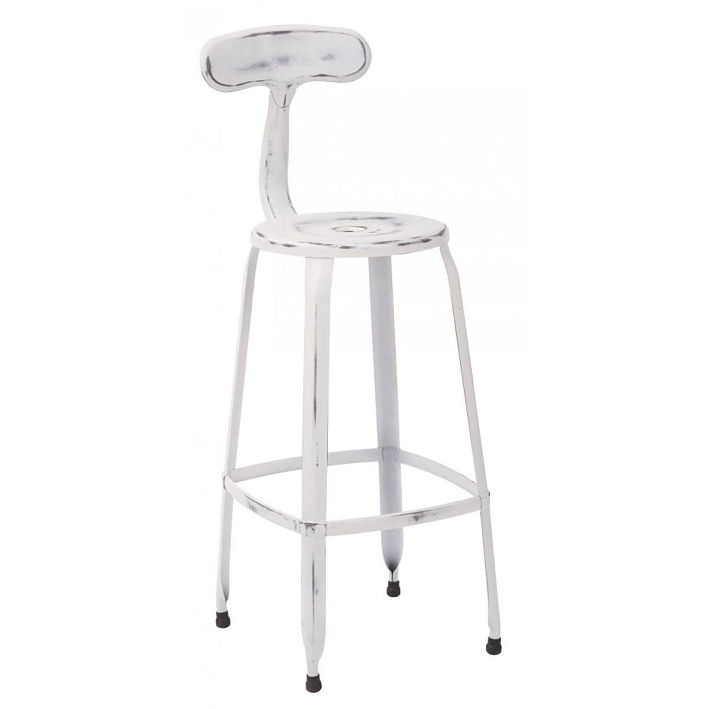 Cool Lexington 30 Inch Mtl Barstool Antique White 2Pk D Pdpeps Interior Chair Design Pdpepsorg