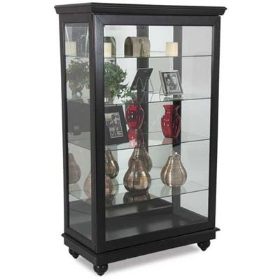 Picture of Mantel Height Curio Cabinet