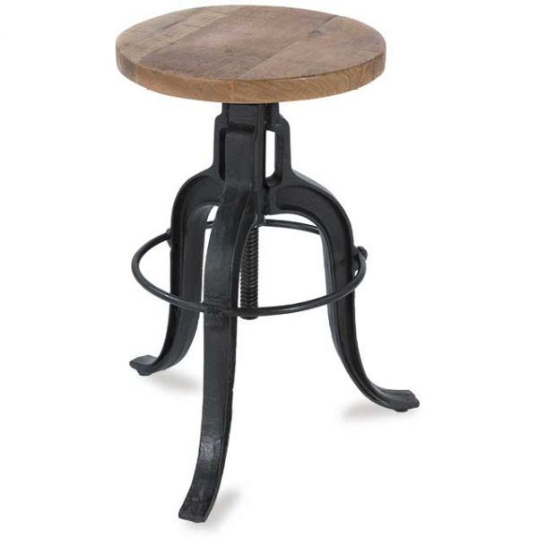 Picture of Industrial Spin Seat Stool