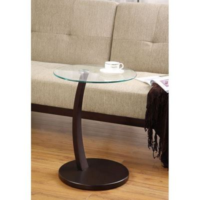 Picture of Accent Table, Cappuccino *D