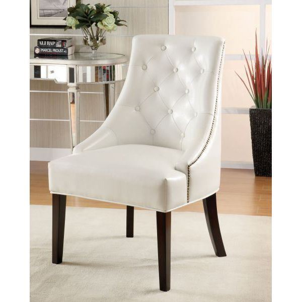 Picture of Accent Chair, White *D