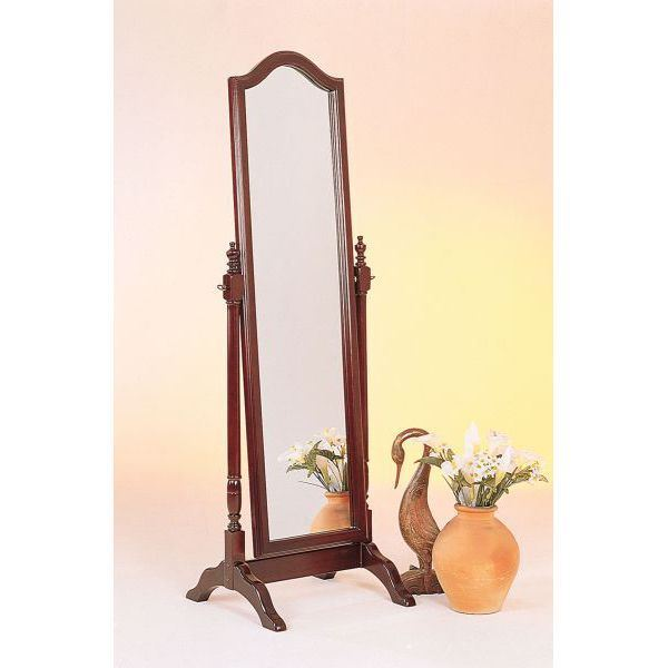 Picture of Cheval Mirror,Brown Red *D