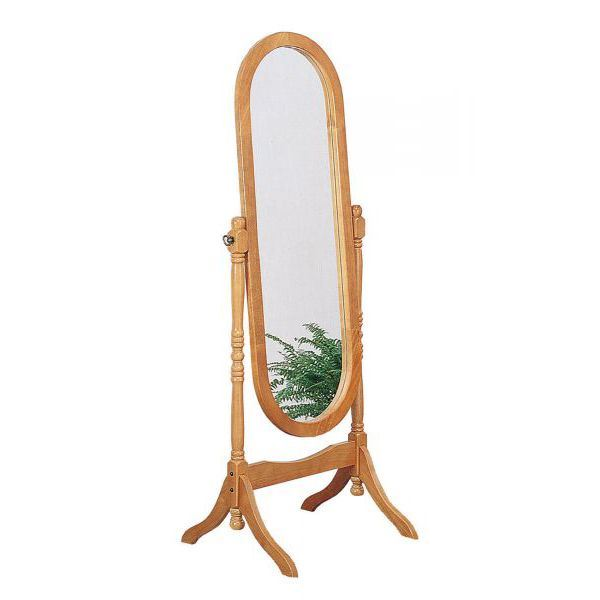 Picture of Cheval Mirror, Honey *D