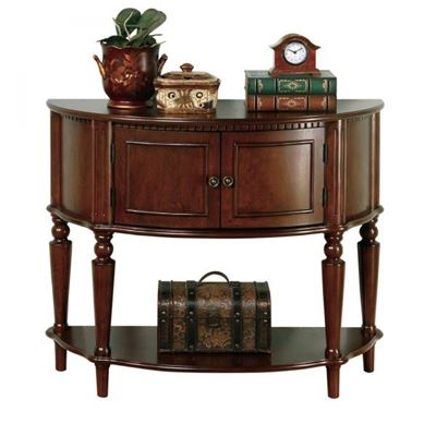 Picture of Console Table, Brown *D