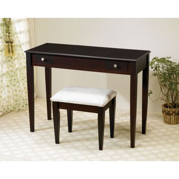Picture of Two Piece Vanity Set, Espresso *D