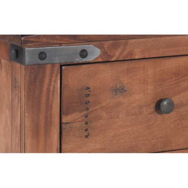 Picture of Parota 7 Drawer Dresser
