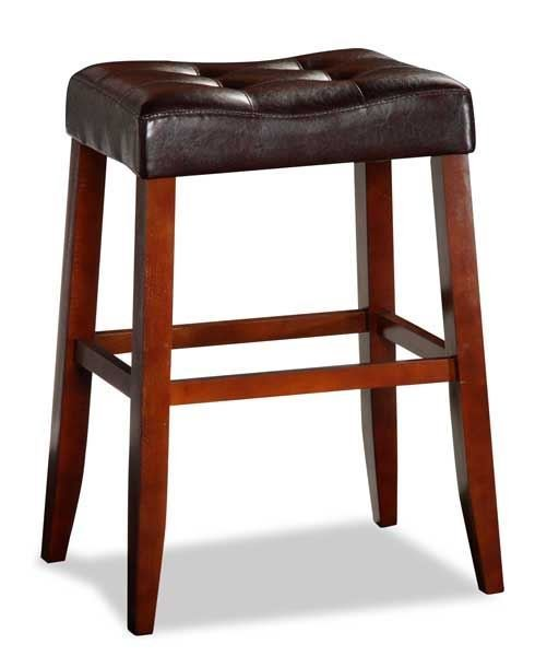 "Picture of Aaron Portman 29"" Brown Barstool"