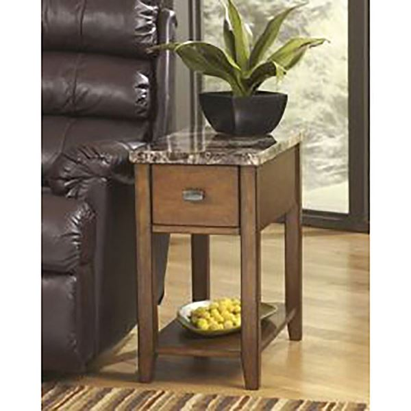 Picture of Breegin Chair Side End Table *D