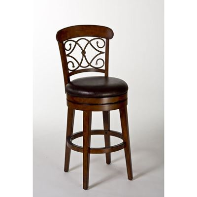 Picture of Bergamo Swvl Bar Stool *D
