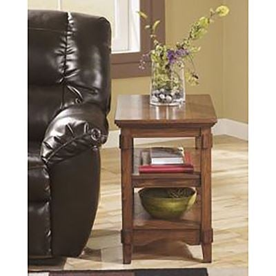 Picture of Cross Island Chair Side End Table *D