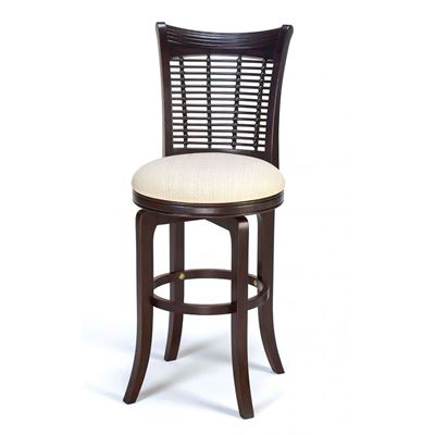 Picture of Bayberry Chry Swvl Bar Stool *D